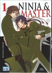 Ninja & Master -1- Tome 1