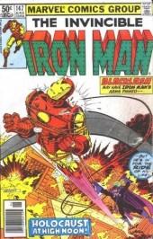 Iron Man Vol.1 (Marvel comics - 1968) -147- Holocaust at high noon !