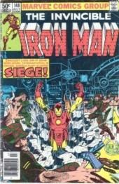 Iron Man Vol.1 (Marvel comics - 1968) -148- Siege !