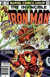 Iron Man Vol.1 (Marvel comics - 1968) -151- G.A.R.D,'S Gauntlet