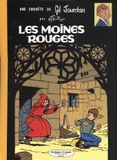 Gil Jourdan -7TL- Les Moines Rouges