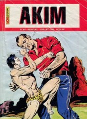 Akim (2e série) -64- L'ultime carte du chef mystérieux