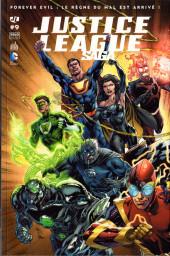 Justice League Saga -9- Forever Evil : le règne du Mal est arrivé !