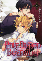 Pure Blood Boyfriend - He's my only vampire -4- Tome 4