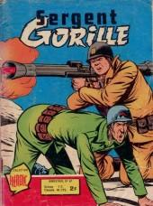 Sergent Gorille -67- L'Œuf et la poêle