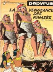 Papyrus -7a85- La vengeance des Ramsès