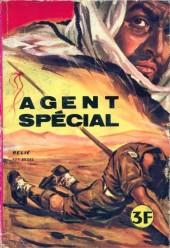 Agent spécial (Edi-Europ) -REC04- Album n°4 (du n°16 au n°19)