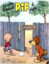 Pif le chien (3e série - Vaillant) -19- 3e série T.19