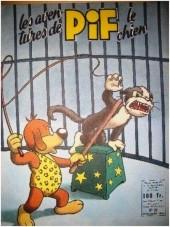Pif le chien (3e série - Vaillant) -21- 3e série T.21