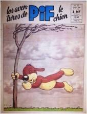 Pif le chien (3e série - Vaillant) -25- 3e série T.25