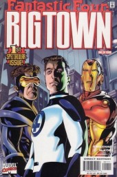 Fantastic Four: Big Town (2000) -1- Big Town