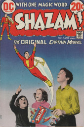 Shazam (DC comics - 1973) -2- The Astonishing Arch Enemy & other stories