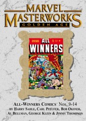 Marvel Masterworks: Golden Age All Winners (2005) -3- Volume 5