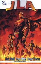 Liga de la Justicia de América: Números Únicos - JLA de Mark Waid y Bryan Hitch