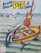 Pif le chien (3e série - Vaillant) -29- 3e série T.29