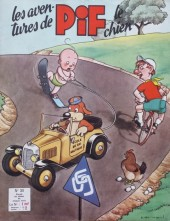 Pif le chien (3e série - Vaillant) -30- 3e série T.30