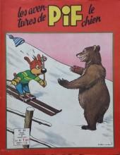 Pif le chien (3e série - Vaillant) -34- 3e série T.34