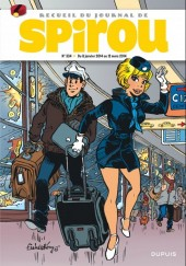 (Recueil) Spirou (Album du journal) -334- Spirou album du journal