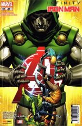 Iron Man (Marvel France - 2013) -13B- A tombeau ouvert