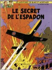 Blake et Mortimer -1a86- Le Secret de l'Espadon - Tome 1