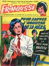 Frimousse -66- Pour sauver l'honneur de sa mère