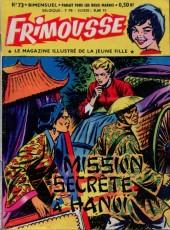 Frimousse -73- Mission secrète à Hanoï