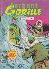 Sergent Gorille -85- Le chinois qui revenait du froid