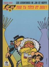Jim L'astucieux (Les aventures de) - Jim Aydumien -28- Pose ta tête et dors !
