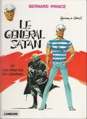 Bernard Prince -1a80a- Le Général Satan