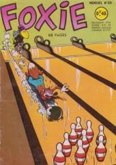 Foxie -89- Qui fait l'âne mange du foin