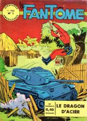 Le fantôme (1re Série - Aventures Américaines) -1- Le dragon d'acier