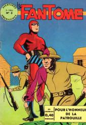 Le fantôme (1re Série - Aventures Américaines) -3- Pour l'honneur de la patrouille