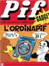 Pif (Gadget) -185- Numéro 185