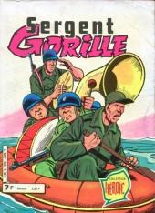 Sergent Gorille -Rec17- Album n°5958 (du n°77 au n°79)