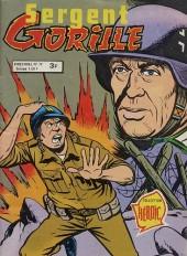 Sergent Gorille -79- Les fantômes du passé
