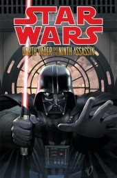 Couverture de Star Wars: Darth Vader and the ninth assassin (2013) -INT- Star Wars: Darth Vader and the Ninth Assassin