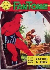 Le fantôme (1re Série - Aventures Américaines) -34- Safari à Eden