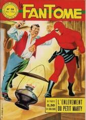 Le fantôme (1re Série - Aventures Américaines) -38- L'enlèvement du petit Marty