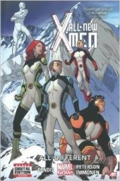 All-New X-Men (Marvel comics - 2012) -INT04- All-Different