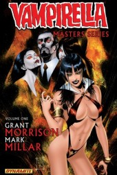Vampirella Masters Series (2010) -INT01- Volume One: Grant Morrison, Mark Millar