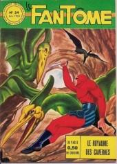 Le fantôme (1re Série - Aventures Américaines) -54- Le royaume des cavernes