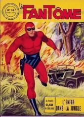 Le fantôme (1re Série - Aventures Américaines) -56- L'enfer dans la jungle