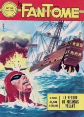 Le fantôme (1re Série - Aventures Américaines) -59- Le retour du hollandais volant