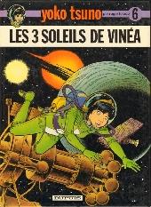 Yoko Tsuno -6a1979- Les 3 soleils de Vinéa