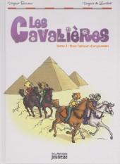 Les cavalières -3- Pour l'amour d'un poulain