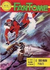 Le fantôme (1re Série - Aventures Américaines) -77- Le sous-marin pirate