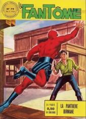 Le fantôme (1re Série - Aventures Américaines) -79- La panthère birmane