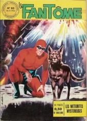 Le fantôme (1re Série - Aventures Américaines) -83- Les météorites mystérieuses