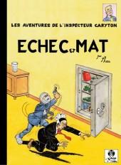 Inspecteur Caryton (Les aventures de l') -6- Echec et mat