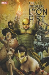 Immortal Iron Fist (The) (2007)